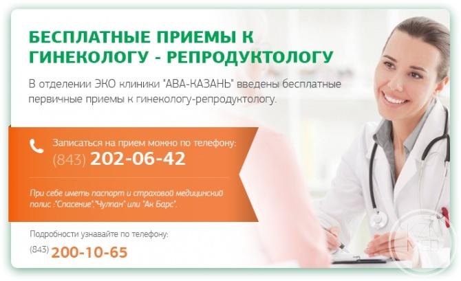 Запись к врачу гинекологу спб