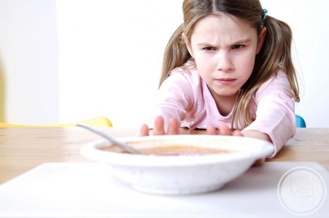 Ешь что дают. Инструкция к привередливым детям